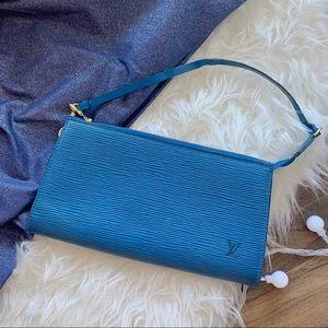 Vintage lv epi shoulder bag